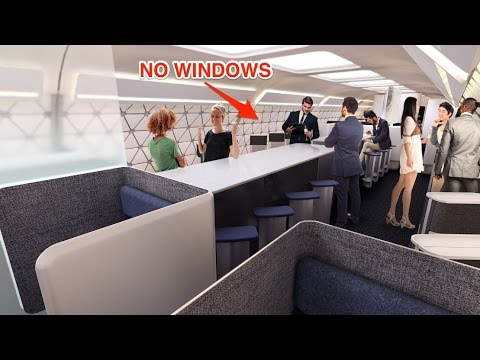Airbus' plane of the future