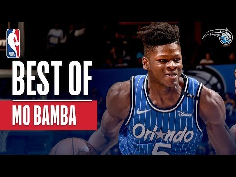 Best of Mo Bamba So Far | 2018-2019 NBA Season