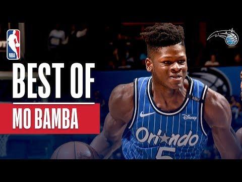 Best of Mo Bamba So Far | 2018-2019 NBA Season