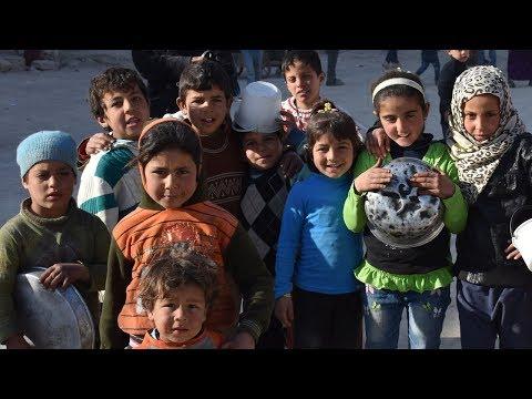 Bürgerkrieg in Syrien: Neues SOS-Kinderdorf wird bald eröffnet