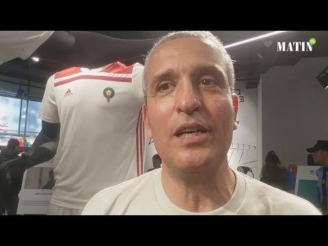 Aziz Bouderbala : «Les Lions de l'Atlas atteindront les quarts de finale en Coupe du monde»