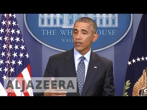 Obama: Moment may be passing for two-state solution