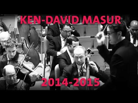 Ken-David Masur From the 2014-2015 Season