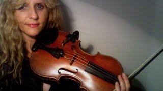 PRINCE Purple Rain Tribute on Violin -  Jennifer Argenti