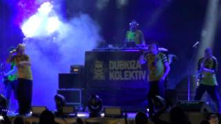 Dubioza kolektiv - No Escape From Balkan (Live) @ SeaStar festival 2017