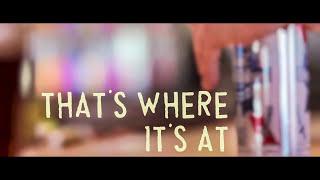 Dustin Lynch - Where It's At (Lyric Video)
