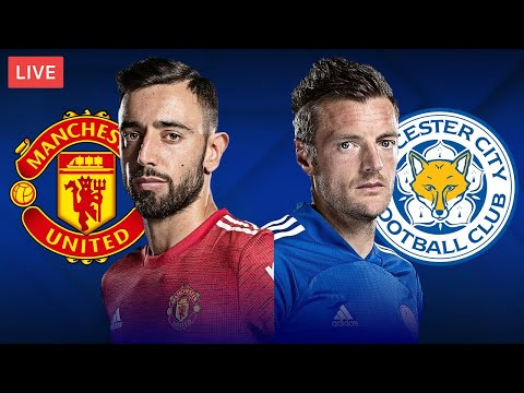MANCHESTER UNITED vs LEICESTER CITY - LIVE STREAMING - Premier League - Football Match
