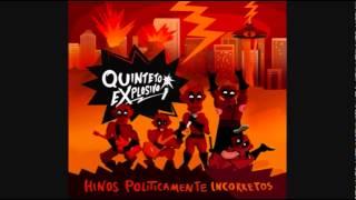 Quinteto Explosivo - 08 - Sempre Que Te Vejo Dá-me Vontade De Vomitar