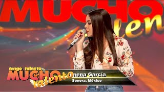 "Jimena Garcia ""Te hubieras ido antes"" - TTMT 16 Eliminatorias"