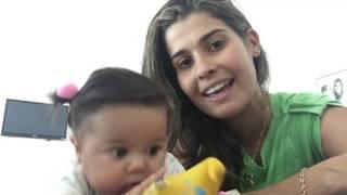 Agoniada com a Orelha - Bebê