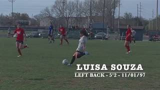 Luisa Souza - Highlights 2016-17
