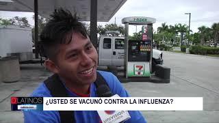 Te vacunaste contra el FLU?