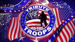 WWE Tribute To The Troops 2011 Theme Song - When We Stand Together [High Quality]