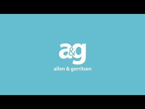 Allen & Gerritsen: Awe Inspiring Work. Awe Inspiring Results.
