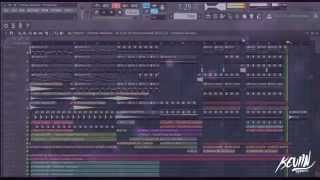 Thomas Newson - WILDFIRE FL Studio Remake FLP (feat. Jesus Merchan)