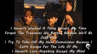 The Used-Empty With You Lyrics