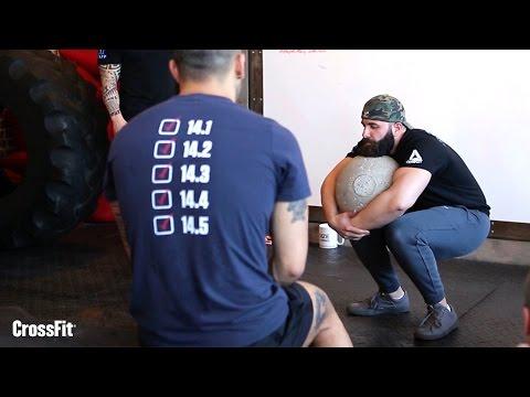 Strongman Course: Leveraging the Atlas Stone