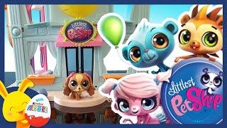 Jouets Littlest Pet Shop - Histoire avec les petits animaux - Touni Toys