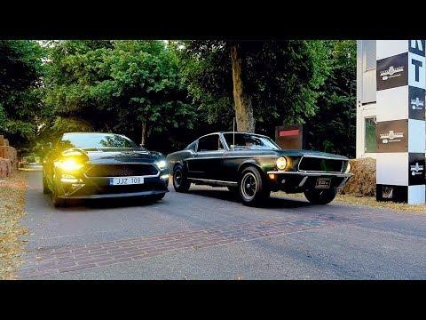 Original Mustang BULLITT - Goodwood Festival of Speed 2018