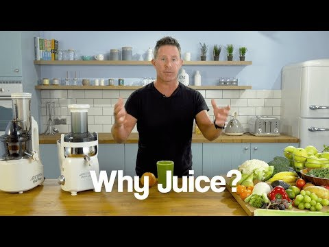 Jason Vale's Why Juice Guide