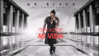 Mr Black   Te Vas De Mi Vida   Audio