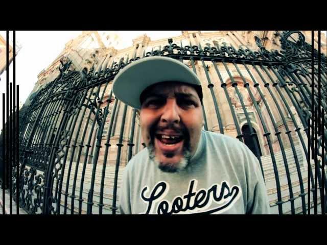 "Videoclip oficial de ""Málaga city"" de Gordo Master."