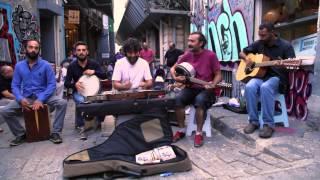 Kararsizlar - Zevzek - street shooting in Tünel Sahne - Istanbul - 31/08/2014