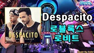 로블록스 로비트 - 난이도 15 Despacito (Santos & Ledes Cover) (Hard) 풀콤보/노미스 A+