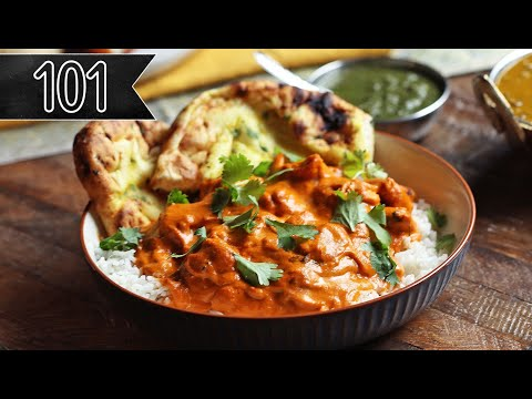 How To Make The Creamiest Butter Chicken