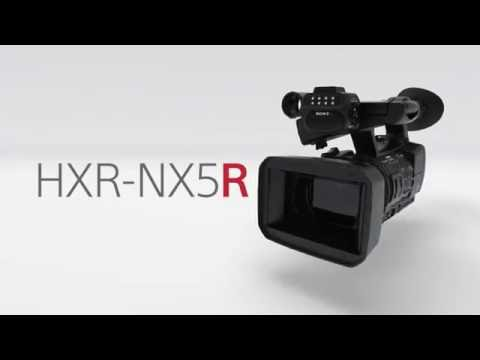 HXR NX5R Introduction