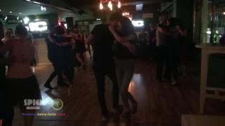 Lavinia Stefan - kizomba 11.06.2016 (194 ) ( Romanian Latino Social Dance )