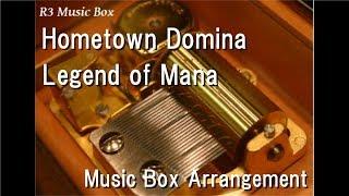 """Hometown Domina/Yoko Shimomura [Music Box] (PS """"Legend of Mana"""" BGM)"""