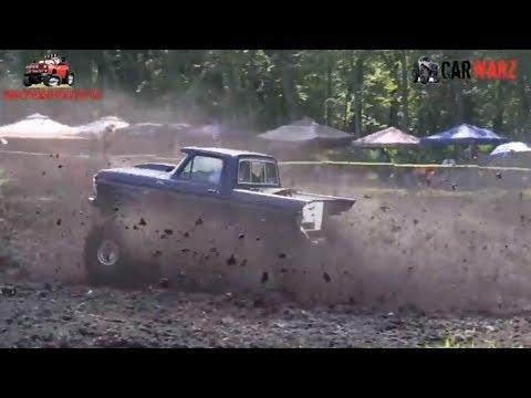 Little Blue Ford Mudding At Perkins Summer Sling Mud Bog 2018