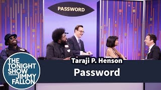 Password with Taraji P. Henson