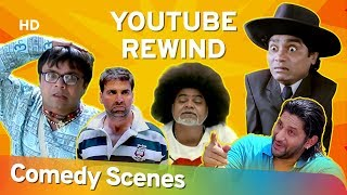 Youtube Rewind - Best Of Comedy 2018 - Comedy Scenes - Shemaroo Bollywood Comedy