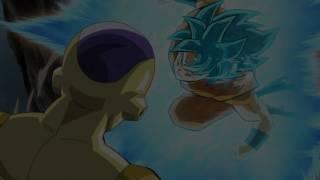 Dragon Ball Z (Amv) Goku Vs Golden Frieza - Painkiller