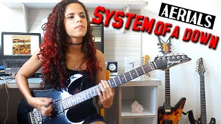 System of a Down - Aerials Guitar Cover (by Noelle dos Anjos)