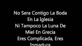 """Letra """"cabesita dura"""" La Arrolladora Banda El Limon"""