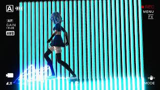 Shuffle dance [MMD] UMBRELLA REMIX.