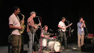 I'm Such A Fool - The Toughcats w/ Ketch Secor of Old Crow Medicine Show