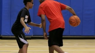 How to Throw a Behind-the-Back Pass | Basketball Moves