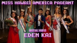 EDEN KAI - MISS HAWAII AMERICA PAGEANT Live Solo Acoustic Guitar Instrumental Love Song World's Best