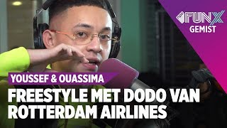 THE FUTURE FREESTYLE: DODO (ROTTERDAM AIRLINES) BIJ YOUSSEF & OUASSIMA