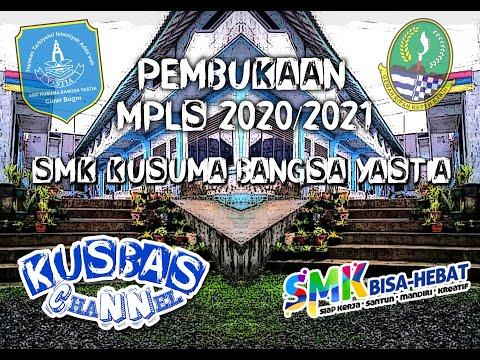 Kegiatan Pembukaan MPLS Tahun Pelajaran 2020/2021