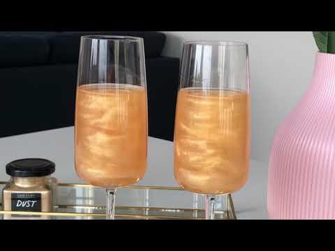 Glitterpulver till bakning och drinkar | Bluebox.se