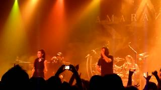 Amaranthe - Afterlife live@Alcatraz 10.4.2013