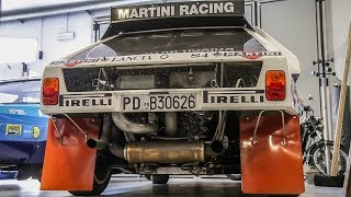 Limone Racconta: Perché Lancia abbandonò i Rally – Davide Cironi Drive Experience (SUBS)