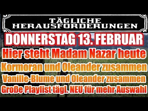Donnerstag 13. Februar Täglichen Herausforderung Dailys Nazar Red Dead Redemption 2 Online