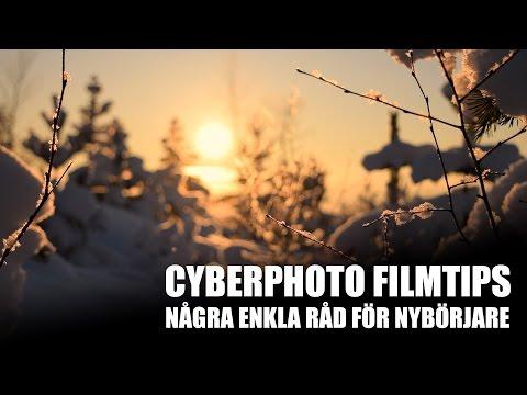 Filmtips för nybörjare