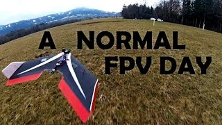 A Normal FPV Day | Golden VAL